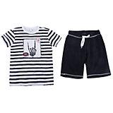Комплект: футболка и шорты S'cool для мальчика