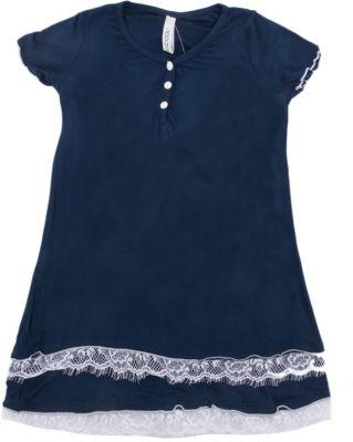 Сорочка S'cool для девочки - белый