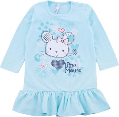 Платье PlayToday для девочки - белый