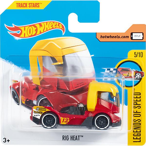 Базовая машинка Hot Wheels, Rig Heat