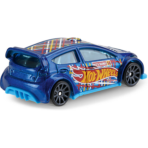 Базовая машинка Hot Wheels, 12 Ford Fiesta