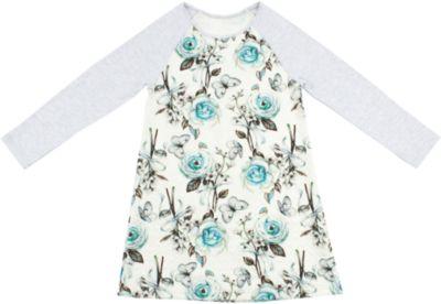 Платье Апрель для девочки - mehrfarbig