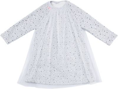 Платье Апрель для девочки - серый