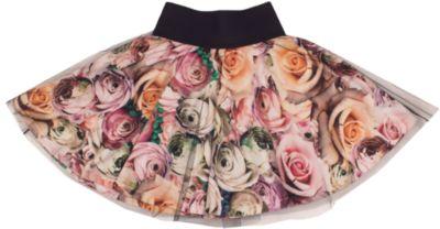 Юбка Апрель для девочки - розовый