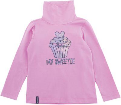 Водолазка PlayToday для девочки - розовый