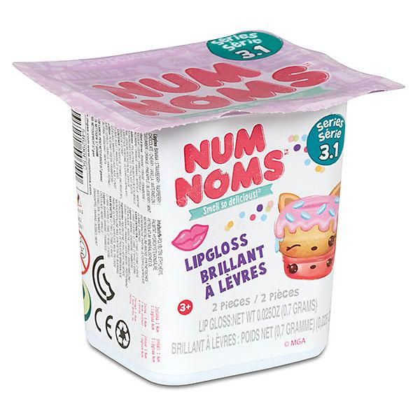 Блеск для губ MGA Num Noms с ароматом