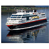 Круизный лайнер Миднатсол (маршрут Хуртигрутен), норвежский