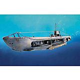 Немецкая подводная лодка U-47 w.Interior