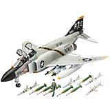 Многоцелевой истребитель F-4J Phantom US Navy