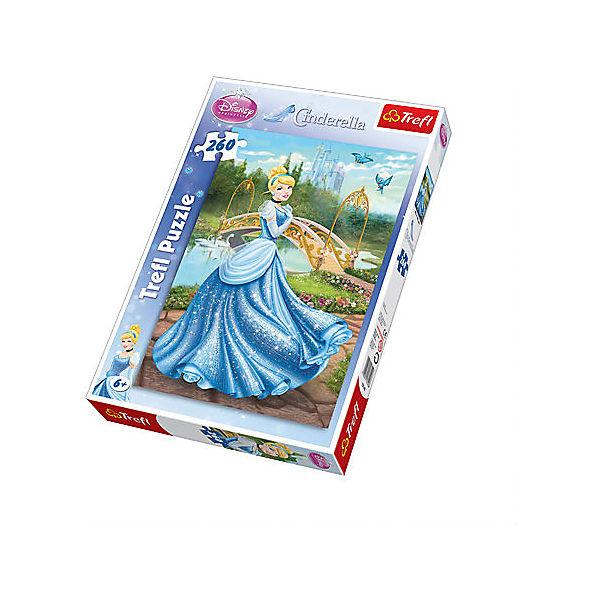 Пазлы «Волшебное платье», 260 элементов
