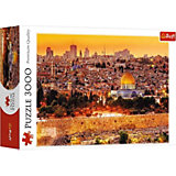 Пазлы Крыши Иерусалима, 3000 элементов