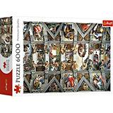 6000 - Сикстинская капелла