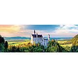 Пазлы панорамные Trefl «Замок Нойшванштайн», 1000 элементов