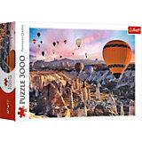 Пазлы Воздушные шары над Каппадокией, 3000 элементов