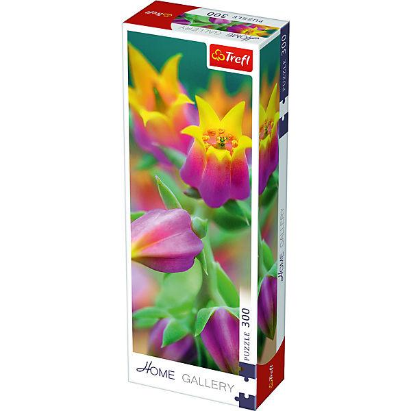 Пазлы Расцетающие цветы, 300 элементов
