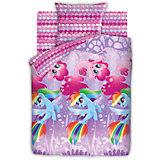 Комплект постельного белья 1.5 бязь My Little Pony (70х70)  Подводные пони