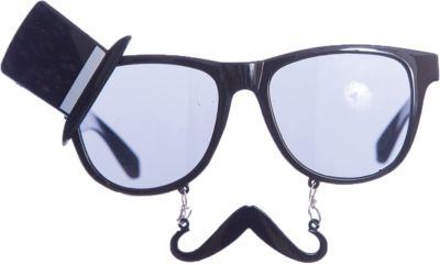 Карнавальные очки Сеньор из пластика, 75270