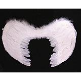 Маскарадные крылья Белые