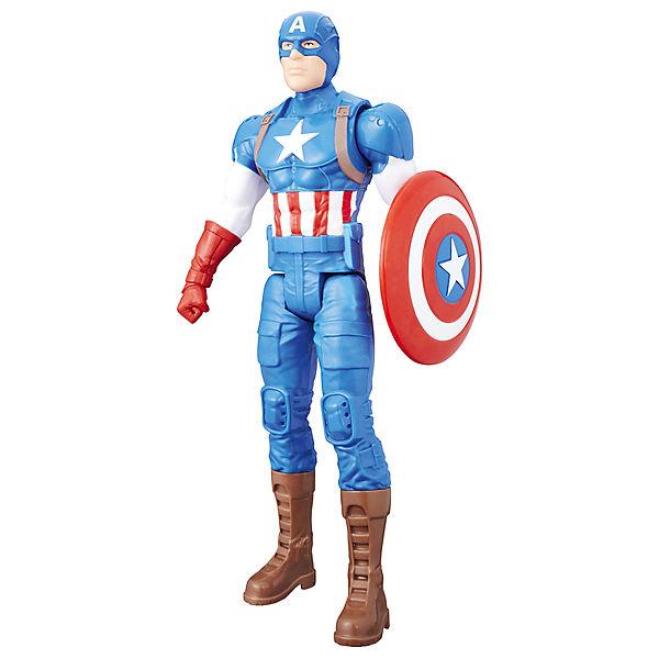 "Фигурка Мстители Hasbro ""Титаны"", Капитан Америка"
