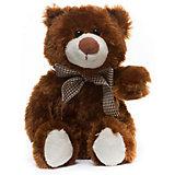 """Мягкая игрушка Devilon """"Медведь Захар"""", 28 см (бурый)"""