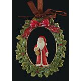 """Украшение на елку ErichKrause """"Санта на Рождество"""", 8 см"""