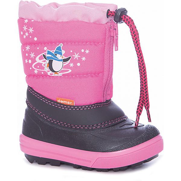 Сноубутсы Demar для девочки