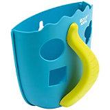 Органайзер для игрушек в ванную Roxy-Kids Dino, голубой