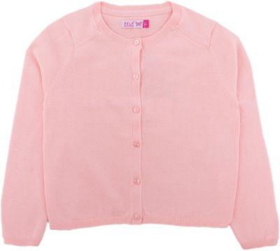 Жакет SELA для девочки - розовый
