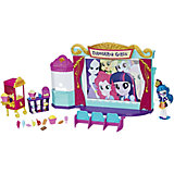 Игровой набор с мини-куклами Hasbro Equestria Girls, Кинотеатр