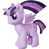 """Мягкая игрушка Hasbro My little Pony """"Плюшевые пони"""", Искорка (Твайлайт Спаркл)"""