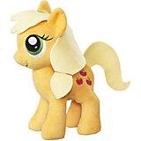 """Мягкая игрушка Hasbro My little Pony """"Плюшевые пони"""", Эплджек"""