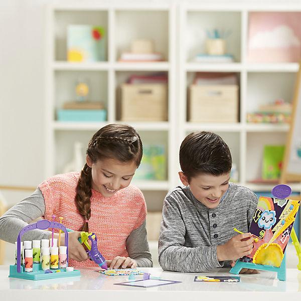"""Набор для творчества Hasbro DohVinci """"Арт-студия с мольбертом"""""""