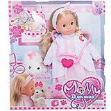 "Интерактивная кукла Dimian ""Bambolina. Доктор Молли с собачкой"", 40 см"