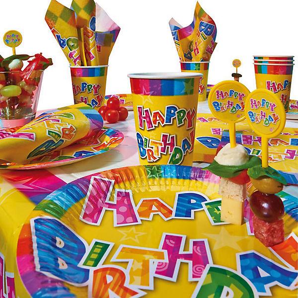 Набор д/пикника Happy Birthday, 31предмет