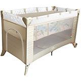Манеж-кровать Sweet Baby Intelletto 5 в 1, Crema