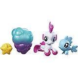 """Игровой набор Hasbro My little Pony """"Мерцание. Мини-подружки"""", Морской Мак"""