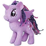 """Мягкая игрушка Hasbro My little Pony """"Маленькие плюшевые пони"""", Искорка (Твайлайт Спаркл) 13 см"""