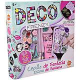 """Набор для декорирования Cife Spain Business """"Deco Frenzy"""", Роскошная расческа с ободком"""