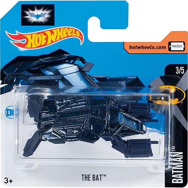 Базовая машинка Hot Wheels, The Bat