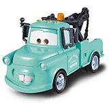 """Литая машинка Disney Cars """"Тачки-2"""", Новый Мэтр"""