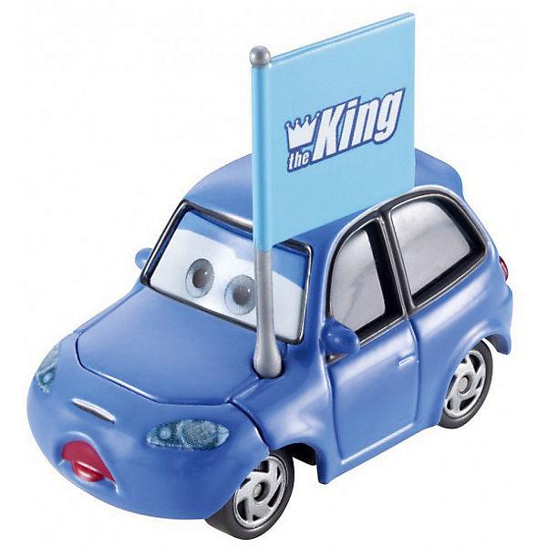 """Литая машинка Disney Cars """"Тачки-2"""", Мэтью свой парень Макросс"""
