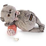 Мягкая игрушка Budi Basa Кот Басик на подушке-думочке, 18 см