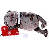 Мягкая игрушка Budi Basa Кот Басик на подушке, 26 см (в ассортименте)