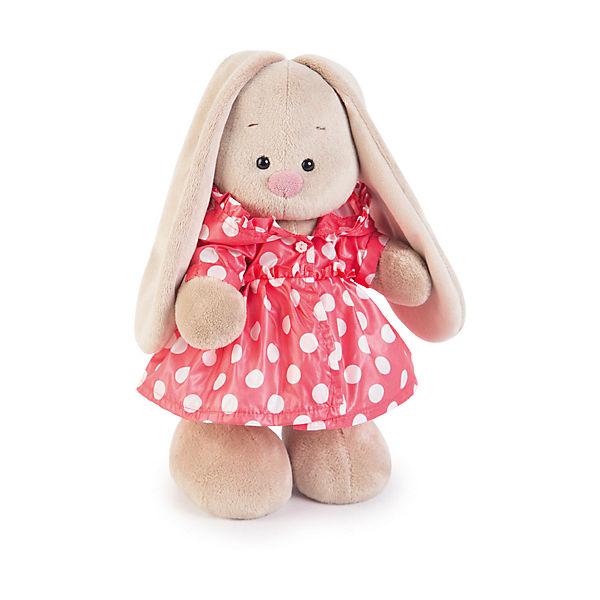 Мягкая игрушка Budi Basa Зайка Ми в плащике, 32 см