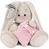 Мягкая игрушка Budi Basa Зайка Ми с подушкой и месяцем, 15 см