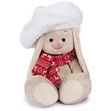 Мягкая игрушка Budi Basa Зайка Ми в белом берете, 32 см