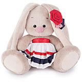 Мягкая игрушка Budi Basa Зайка Ми в морском костюме, 15 см
