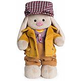 Мягкая игрушка Budi Basa Зайка Ми-мальчик Лондон, 25 см