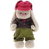 Мягкая игрушка Budi Basa Зайка Ми-мальчик Эдинбург, 25 см