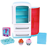 Игровой набор Moose Shopkins Chef Club, Холодильник